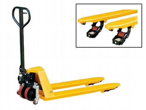 2 Ton/1.2 Ton 4 Way Hand Pallet Pump Truck Euro - 2000KG/1200KG Fork Lift Trolley Jack